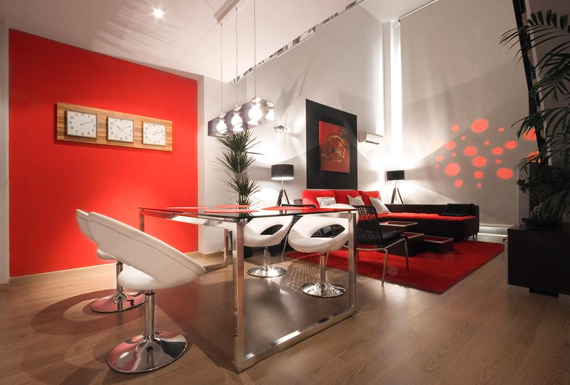 Fotógrafía de interiores y arquitectura